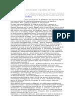 El Mercado de La Comunicacion Corporativa en Chile