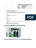 RE090443 Programmable Logic Controller