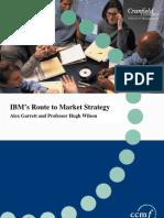 IBM Route to Market Strategy