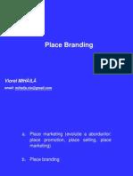 Strategii de PR - Place Branding
