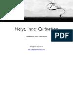 Neiye Inner Cultivation