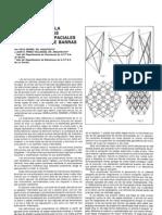 1986-1 Introducción a la geometria de las estructuras espaciales desplegables de barras