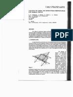 1993-5 Calculo No Lineal de Estructuras Desplegables Con Barras Curvas