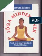 Kareeen Zebroff - Jóga Mindenkinek