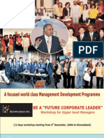 Be a Future Corporate Leader