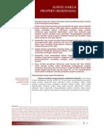 Survei Harga Properti Redensial Triwulan 3
