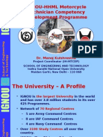 IH-MTCDP Presentation