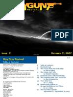 Ray Gun Revival magazine, Issue 31