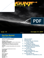Ray Gun Revival magazine, Issue 31