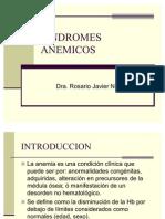 2. Síndromes anémicos
