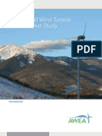 2010 AWEA Small Wind Turbine Global Market Study