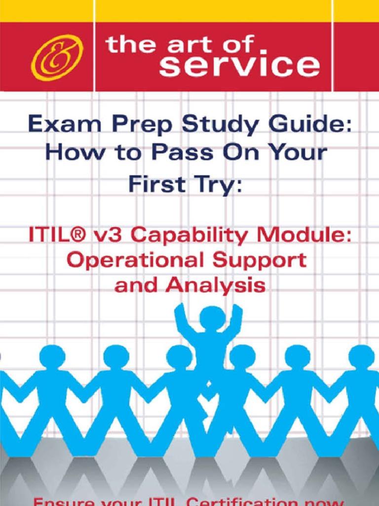 Itil v3 service capability osa certification exam incident itil v3 service capability osa certification exam incident management itil 1betcityfo Images