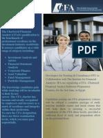 CFA-Flyer