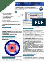 PYTHEAS Service Desk Brochure