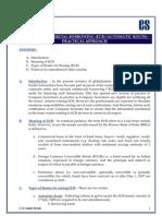 ECB Practical Approach
