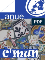 Cmun 2011 Magazine - Català