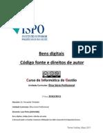 Software e Licenciamento