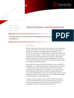 Centrify Wp Active Directory