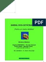 Ghid Eco Cetatean