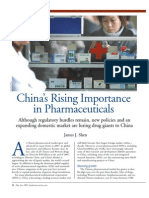 China Rising Pharmaceuticals