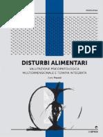 Espress Edizioni - Disturbi Alimentari - (Carlo Pruneti) - Anteprima