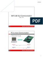 MATLAB GUI Communication Day 1 of 2 Best