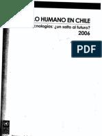 Desarrollo Humano en Chile PARTE 2