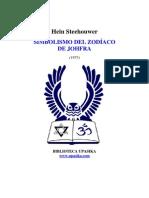 Steehouwer Hein - Simbolismo Del Zodiaco de Johfra