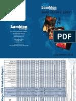 Grad Report 2009