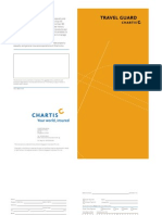 Chartis Student Assist Brochure