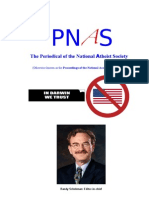 Randy Schekman and PNAS