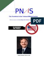 Randy Schekman and PNAS