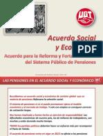 Acuerdo reforma pensiones 2011