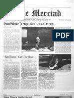 The Merciad, April 2, 1987
