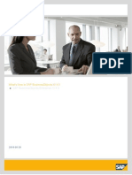 SAP Business Objects What's New Guide