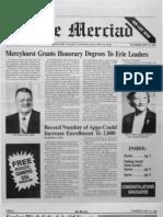 The Merciad, May 14, 1987