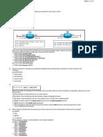 CCNP2  V5.0 QUIZ5