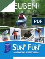 Steuben Visitor Guide 2011