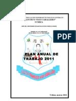 Plan de Trabajo 2011