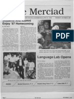 The Merciad, Oct. 8, 1987