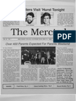 The Merciad, Oct. 22, 1987