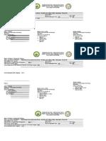 Case Format