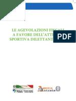 Agenzia Delle Entrate - Guida Fisco e Sport