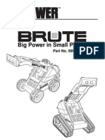 Brute Operator's Manual
