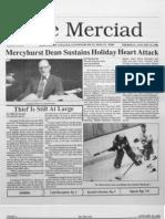 The Merciad, Jan. 14, 1988