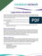 Legal Aid Information
