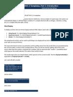 ASP MVC 2 Templates by Brad Wilson