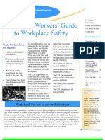 Youth Workers Guide to Workplace Safety