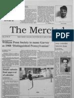 The Merciad, March 10, 1988