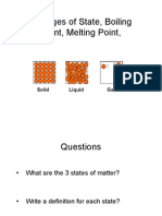 Changes of State Power Point _0